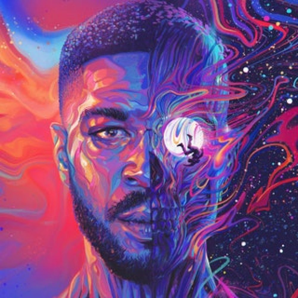 ALBUM REVIEW - KID CUDI, MAN ON THE MOON III: THE CHOSEN